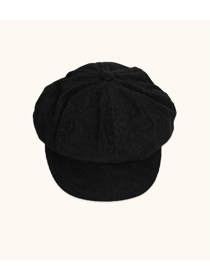 VELVET VISOR HAT