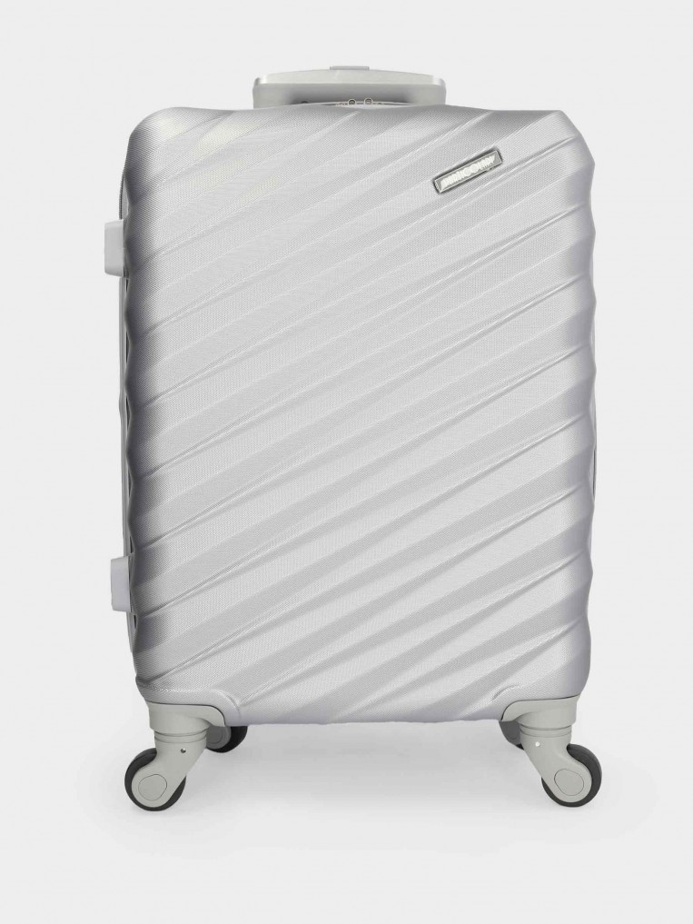 TROLLEY ABS SILVER
