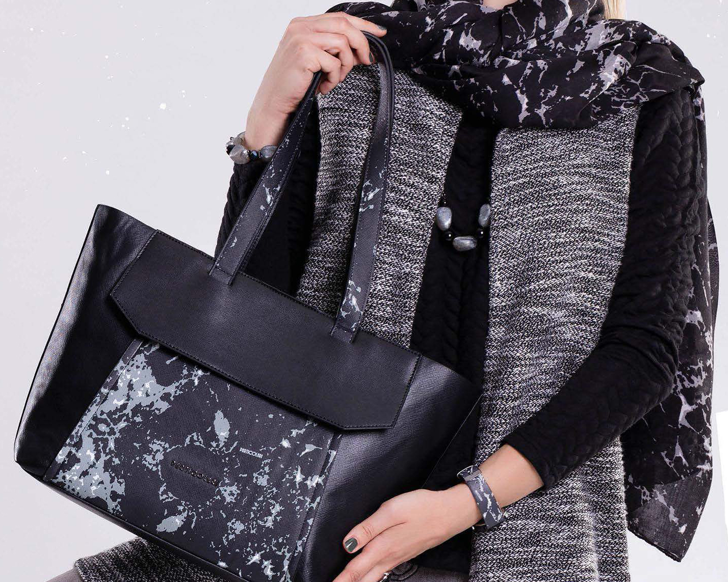 Shopping Bag Gloria Collezione Autunno Inverno Particolari