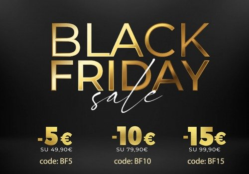 Black Friday: idee e consigli per un outfit total black